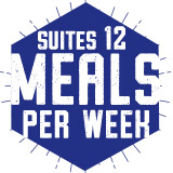 Suites 12 Meal Per Week